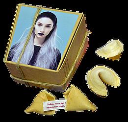 Печива з передбаченнями «Печеньки з фото» OK-1087