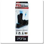 Зарядная станция Playstation Move (PS3) Qual Charger