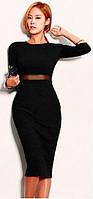Стильное платье Tiffani Черный