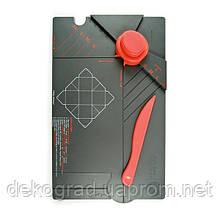 Дошка для виготовлення коробки Gift Box Punch Board, We R Memory Keepers