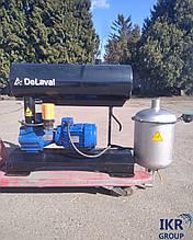 Вакуумний насос DeLaval (ДеЛаваль) DVP 800 / Вакуумна установка ДеЛаваль DVP 800 б/в