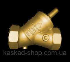 Обратный косой клапан DN65  для цементовоза (кормовоза, муковоза)