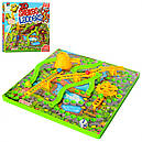 """Детская настольная игра """"Змеи и лестницы"""" M007-82, фото 2"""