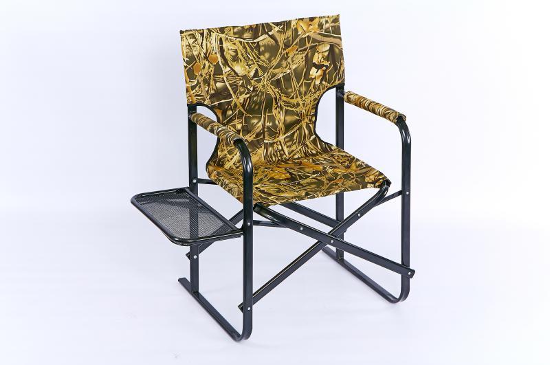 Раскладное кресло  с полочкой