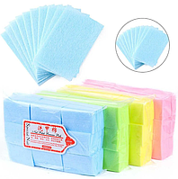 Цветные салфетки  для маникюра 900 шт