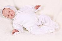 Костюм для новорожденного Незабудка байка 3 элемента. Цвета в ассортименте