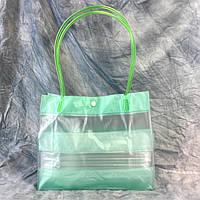 Пляжная летняя сумка Полоска