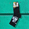 Носки джеймс бонд 007 чёрные размер 36-44, фото 2