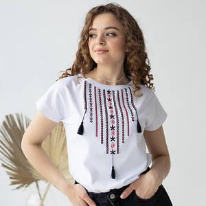Женские футболки и лонглсливы
