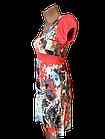 """Платье женское """"Валентина"""" хлопок стрейч р.42,44. От 4шт по 44грн, фото 9"""