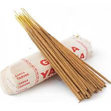 Пахощі натуральні індійські аромапалички Гангу Ямуна 250 грам