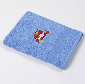Полотенце кухонное Lotus Sun - Twinkle голубой 40*70