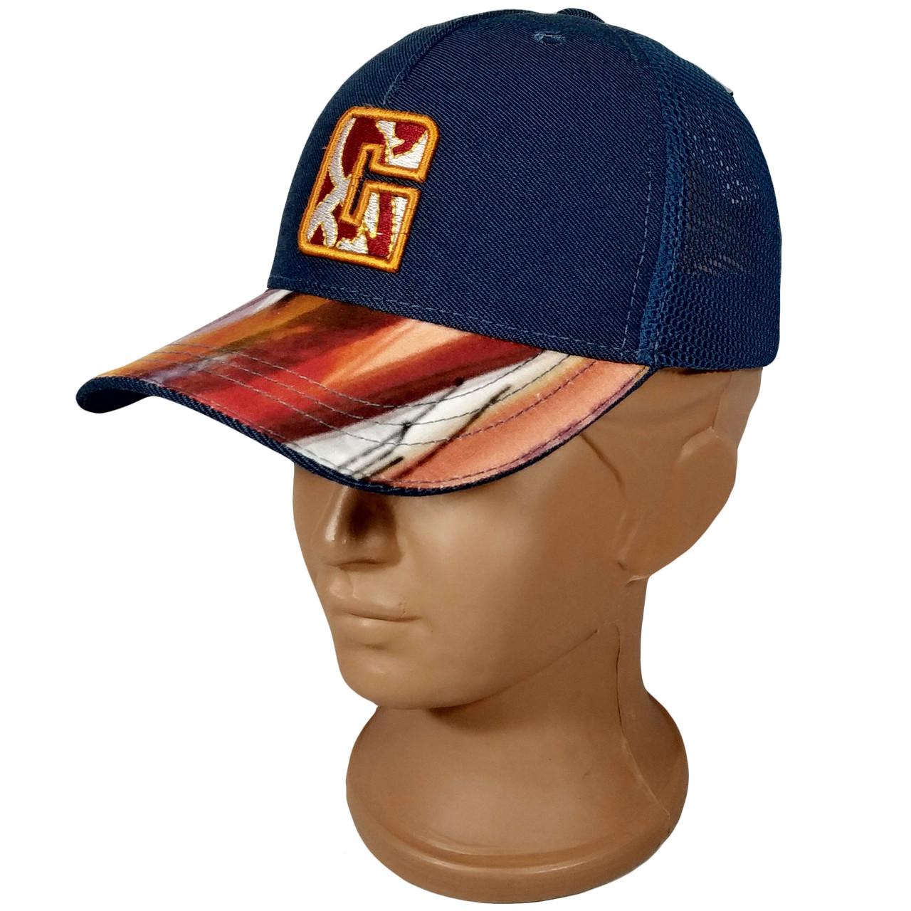 Бейсболка подросток, размер: 49-50, 51-52, 53-54, 55-56. Код BP1 S4DG1 (001132)