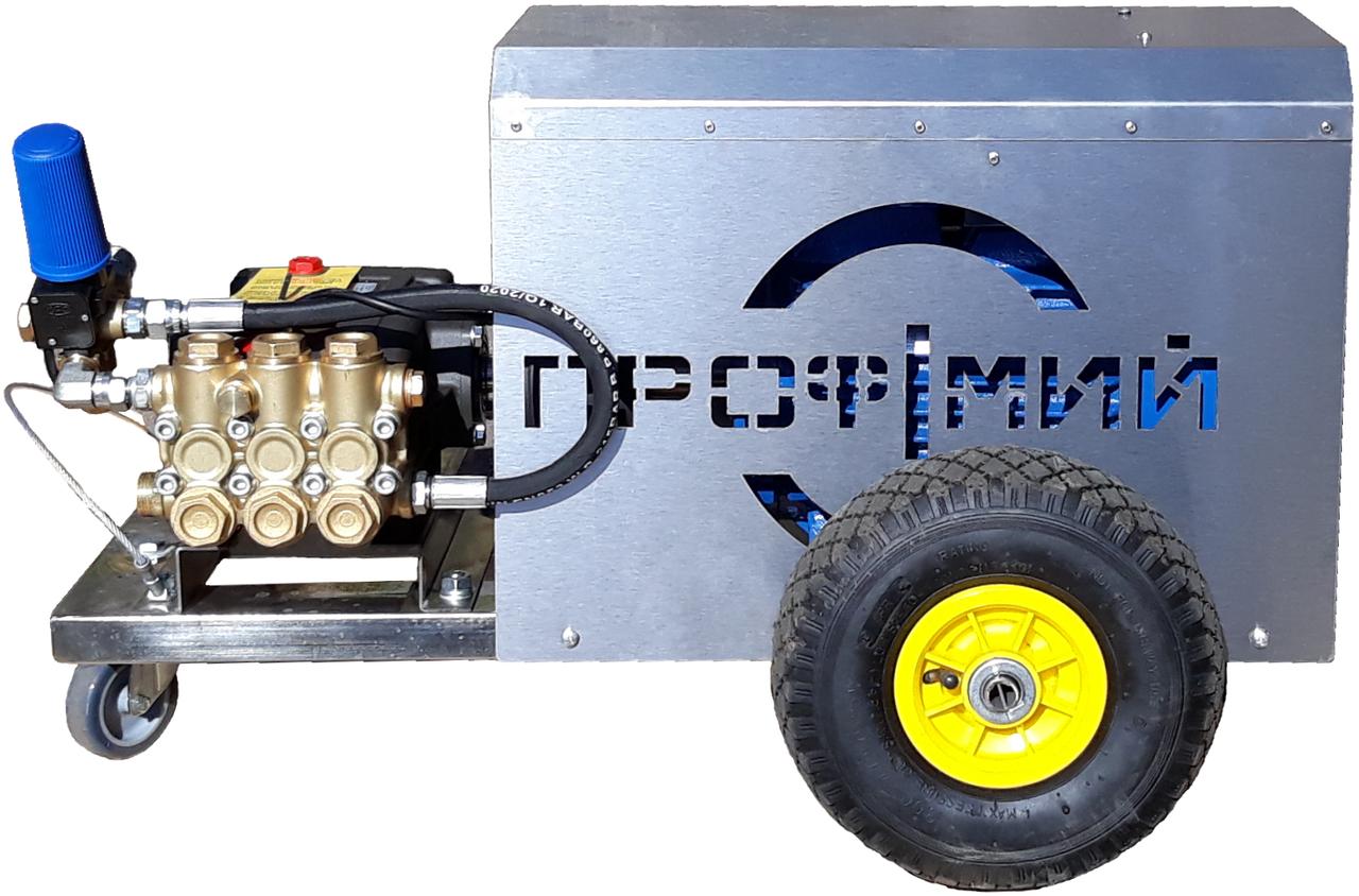 Професійна мийка високого тиску зі збільшеним ресурсом Профи 1 Мега Х2