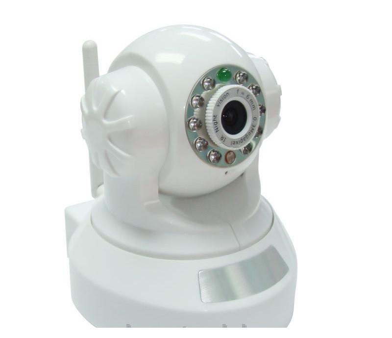 Беспроводная поворотная IP камера WiFi microSD PT2