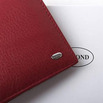 Гаманець Classic шкіра DR. BOND WN-7 bordeaux-красный, фото 2