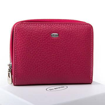 Жеснкий кошелек Classic кожа DR. BOND WN-4 розовый, фото 2