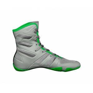 Боксерки TITLE Boxing Total Balance Boxing Shoes Grey Green