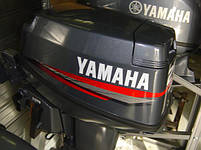Двигун для човна Yamaha 25 NMHOS - підвісний двигун для яхт і рибальських човнів, фото 2