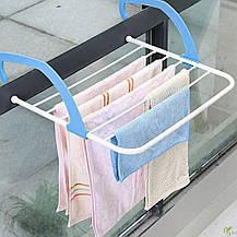 Сушилка для белья навесная Fold Clothes Shelf, фото 3