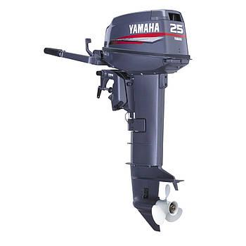 Лодочный мотор Yamaha 25 NMHOS - подвесной мотор для яхт и рыбацких лодок