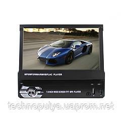 Автомагнитола 7 Lesko 9602B 1 DIN выдвижной экран 55 Вт (2736-7538)