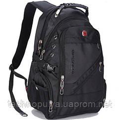 Рюкзак Swissgear Черный (8810)