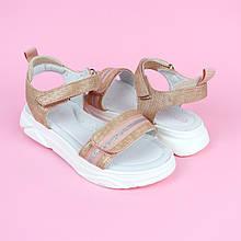 9267B Розовые босоножки на девочку тм Том.м размер 29,31,32,33,35