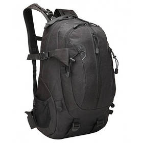 Рюкзак тактический штурмовой Molle Assault A57 черный, 40 л