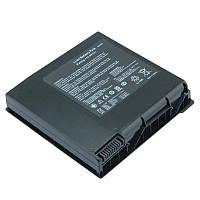 Батарея для ноутбука Asus A42-G74 Asus G74SX, ICR18650-26F, LC42SD128 14.4V 5200mAh 75Wh Black