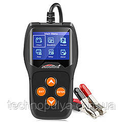 Автомобильно аккумуляторный тестер KONNWIE KW600 (3657-10533)