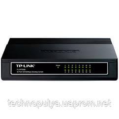 Комутатор мережевий TP-Link TL-SF1016D (838-927)
