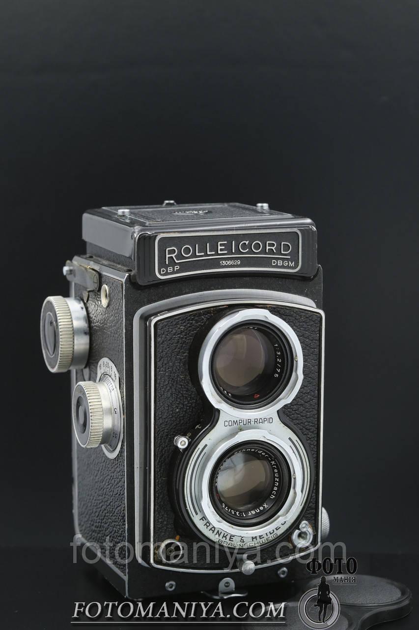 Rolleicord III - Model K3B   Xenar 75mm  f3.5