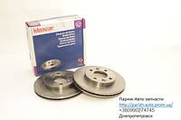 Тормозной диск KLAXCAR FRANCE 25005z Renault Kango AV vent. 238x20 valeo (186229)