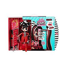 Кукла ЛОЛ ОМГ Перчинка LOL Surprise OMG Spicy Babe Fashion Doll - Кукла 4 серии с 20 сюрпризами