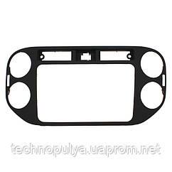 Переходная рамка Lesko для автомобилей Volkswagen Tiguan 2013-2019г. (5504-16168)