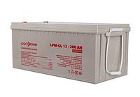 Гелевый аккумулятор для отопительного котла Logic Power LPM-GL 12V 200AH (12 Вольт, 200 Ач)
