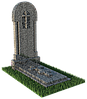 Образец памятника № 7030
