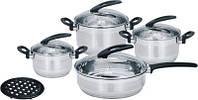 Набор посуды Calve CL-1807 (9 предметов)