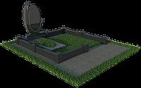 Образец памятника № 7034