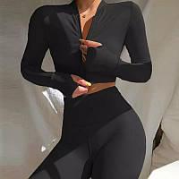 Женский спортивный костюм с бифлекса, фото 1