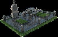 Образец памятника № 7052