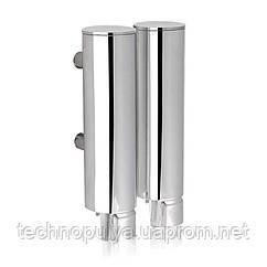 Диспенсер для жидкого мыла Lesko AYT-629-2 Серый (4772-13855)