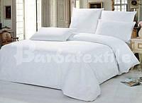 Двоспальне постільна білизна RANFORCE біле