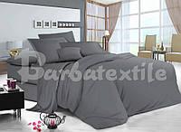 Двоспальне постільна білизна RANFORCE Silver