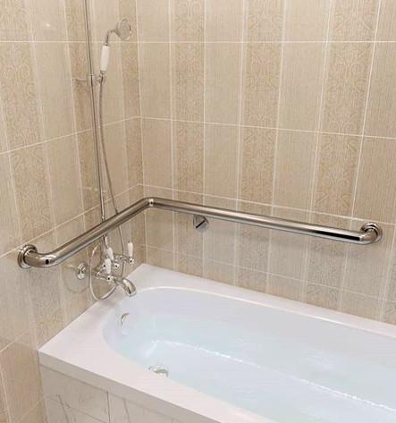 Каталог поручнів санітарних в санвузол, в ванну і душ