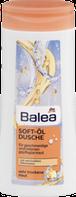 Крем для душа Нежная кожа  Balea Soft - Öl Dusch 300 мл