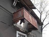 Вынос балкона под ключ