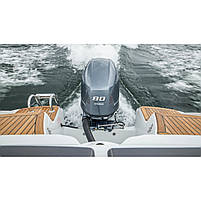 Лодочный мотор Yamaha, 80 лс, 4 тактный, F80DETX (F80XB) - подвесной мотор для яхт и рыбацких лодок, фото 3