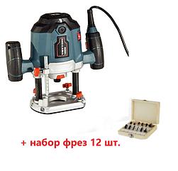 Фрезер TRYTON BB-17 + набор фрез 12 шт